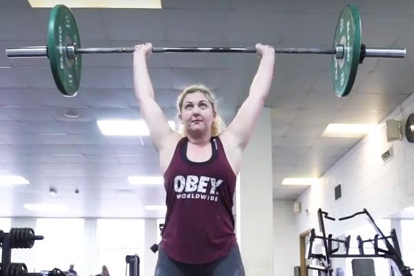 OLYMPIC WEIGHTLIFTING CLUB