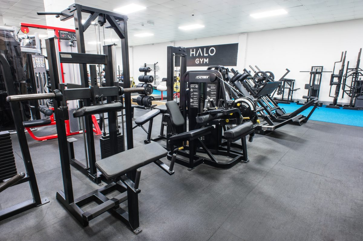 About Halo Gym In Tunbridge Wells Kent