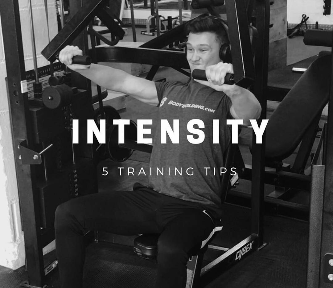 Halo Gym maximise intensity training